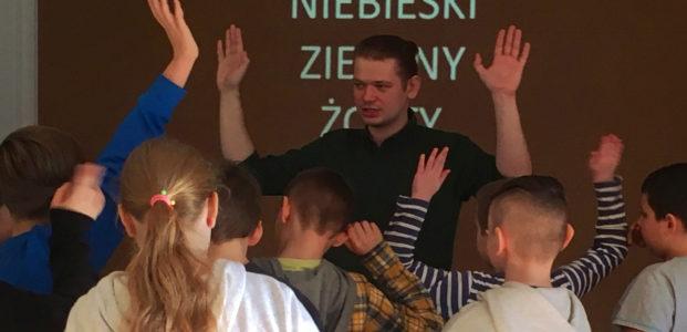 Tydzień Darwina w SP 9 w Poznaniu
