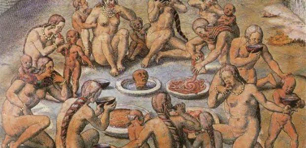 Kanibalizm u ludzi. Skąd się bierze ludożerstwo?